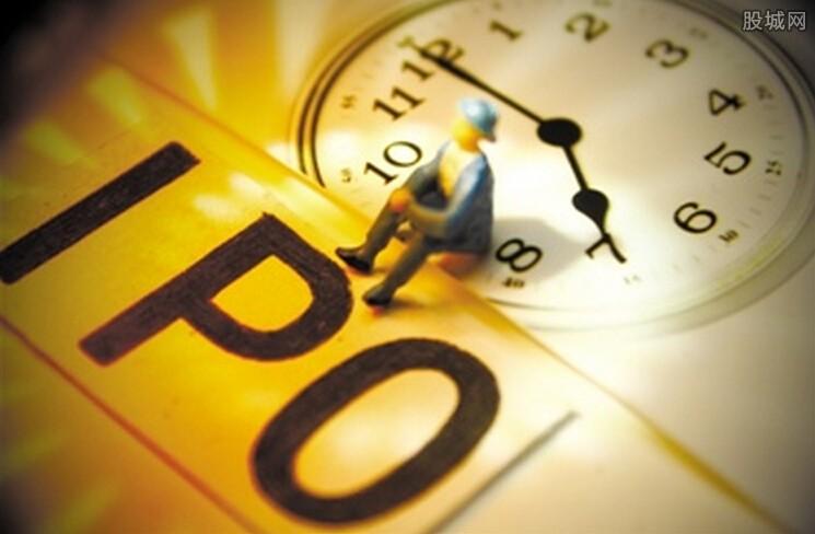 企业IPO批文证监会已核发9家