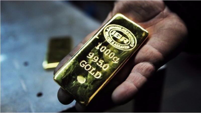 黄金受鹰派纪要重创 发出明确回调信号