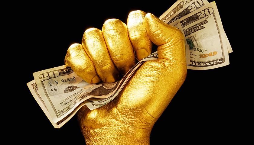 中国或暂停购买美债  黄金欲涨还羞
