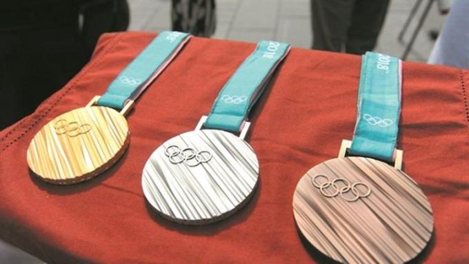 猜猜2018年冬奥金牌用了多少黄金?
