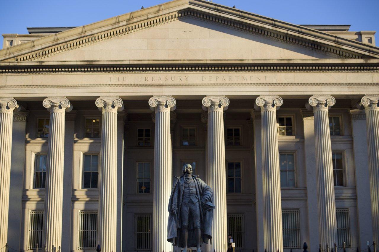 外国需求担忧令美国国债受挫