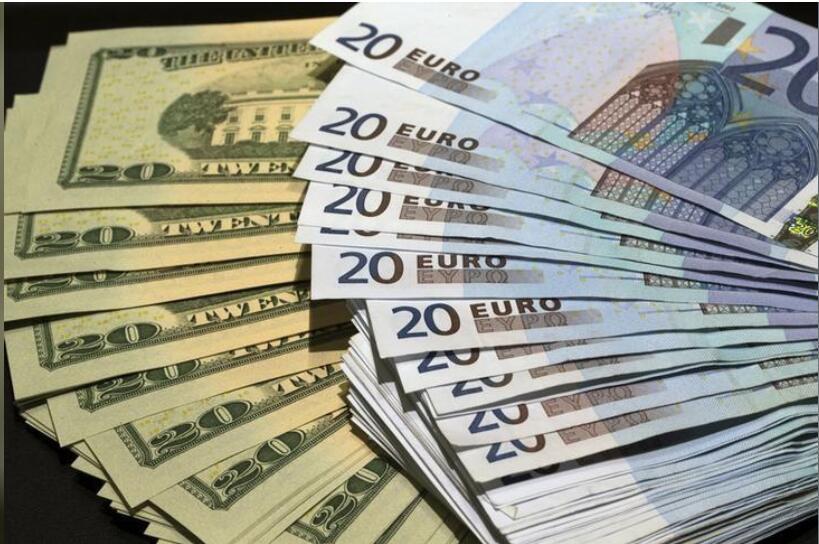 欧元受制央行宽松偏向缺底气
