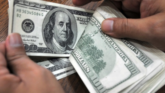 非美货币反弹美元扩大跌幅