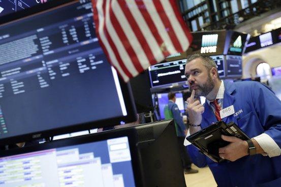 受科技股拖累 美国股市收跌