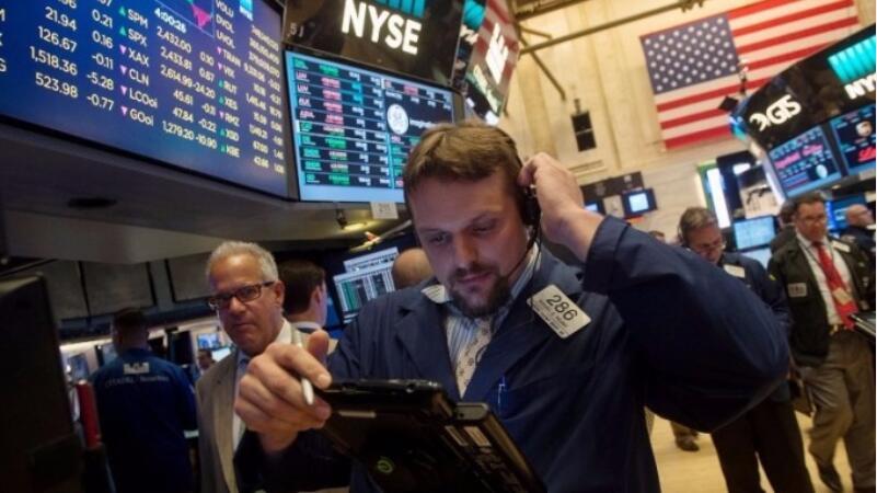 贸易担忧重燃 美股和欧股纷纷下挫