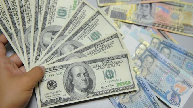 美元指数上涨结束连续四天的跌势