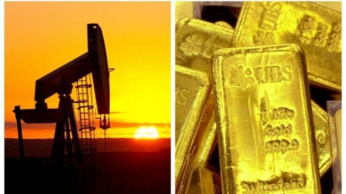 美国轰炸叙利亚!黄金、原油或暴涨