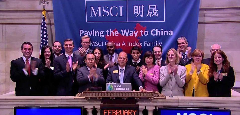 股票行情前瞻:MSCI和中美谈判
