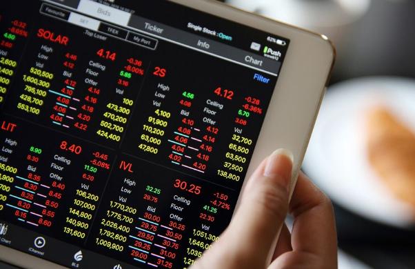 手机股票软件排行榜(精选)