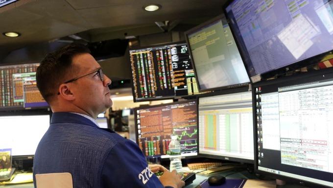 近日美股见讯即卖型态反成推升股市动能