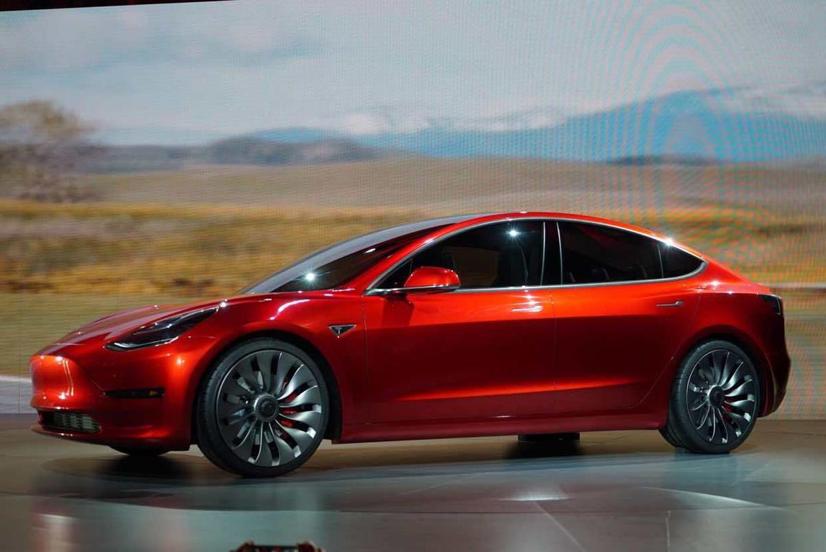 特斯拉更新Model 3新订单最快4个月交付!