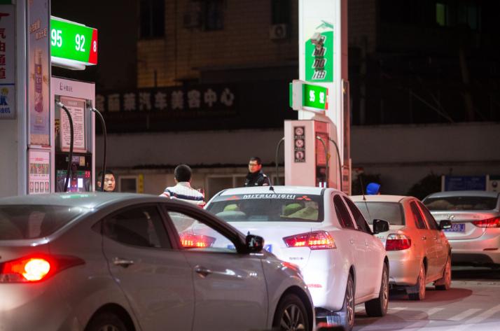 成品油价格明日下调幅度或超100元/吨?