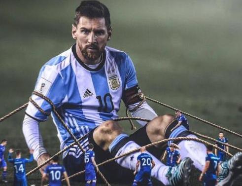 没戏?冰岛1:1阿根廷,梅西竟失点球!