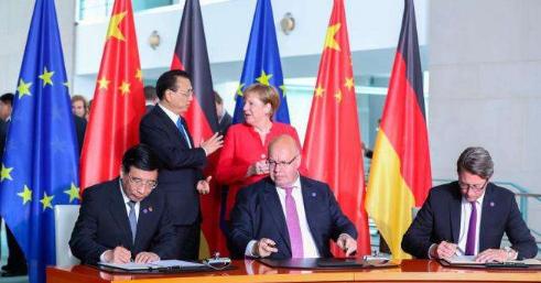 中德签署自动驾驶合作协议,行业迎加速导入期