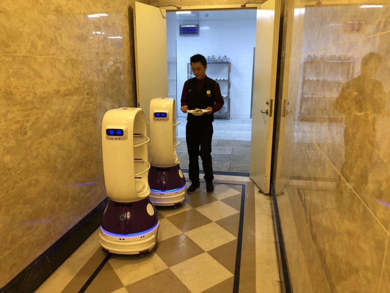 """""""内外兼修""""是发展机器人产业的前提"""