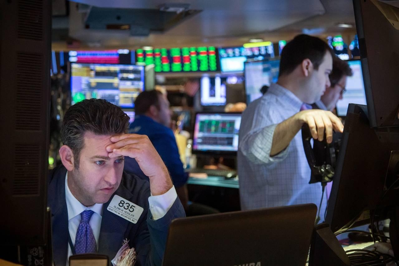 苹果领涨美股全面扬升道琼指数上涨逾百点