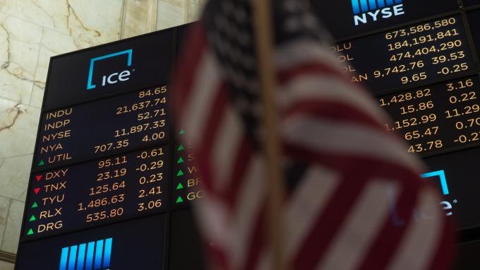 美股最受追捧而落后股市亦反弹
