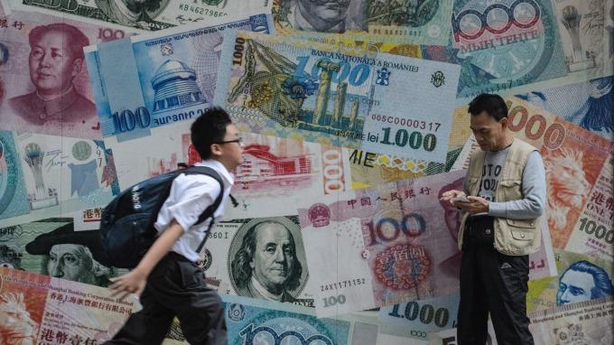 美元走弱市场等待Fed利率决议看好英国达成脱欧协议