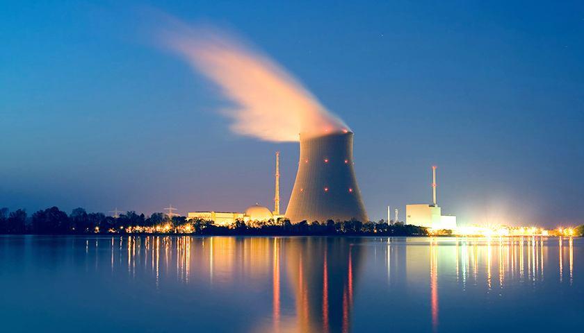 核电自主可控再获突破,龙头公司还刚刚被领导人考察过