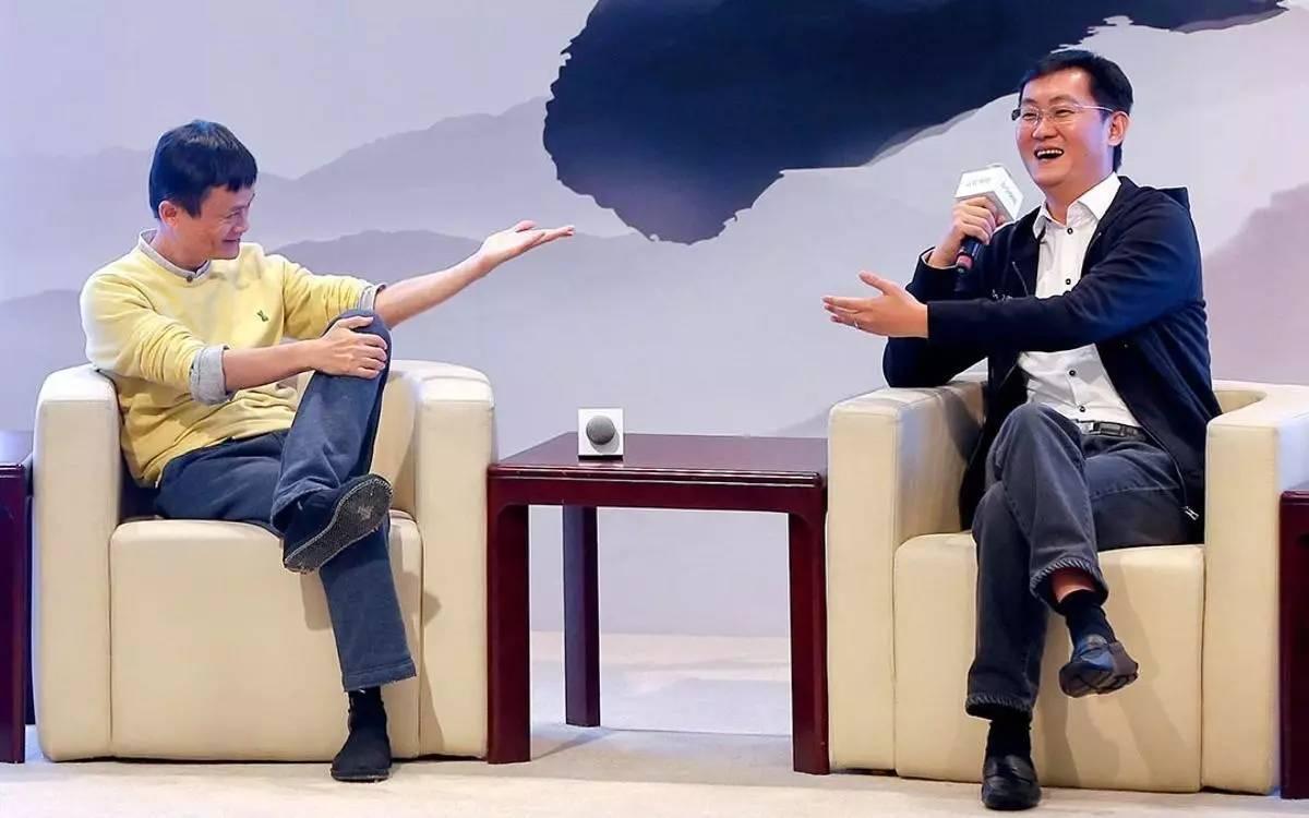 马云撒了20亿,马化腾挣了23亿!究竟谁是春节大赢家?