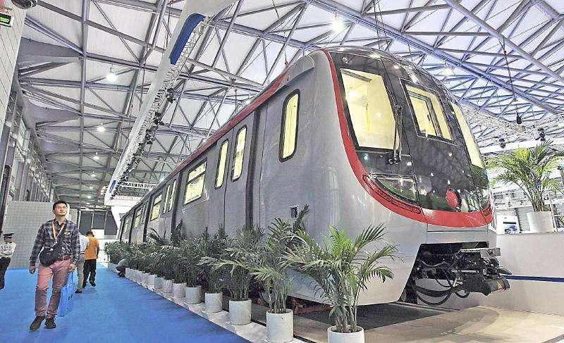 首辆碳纤维材料地铁车辆问世,概念股造疯抢!
