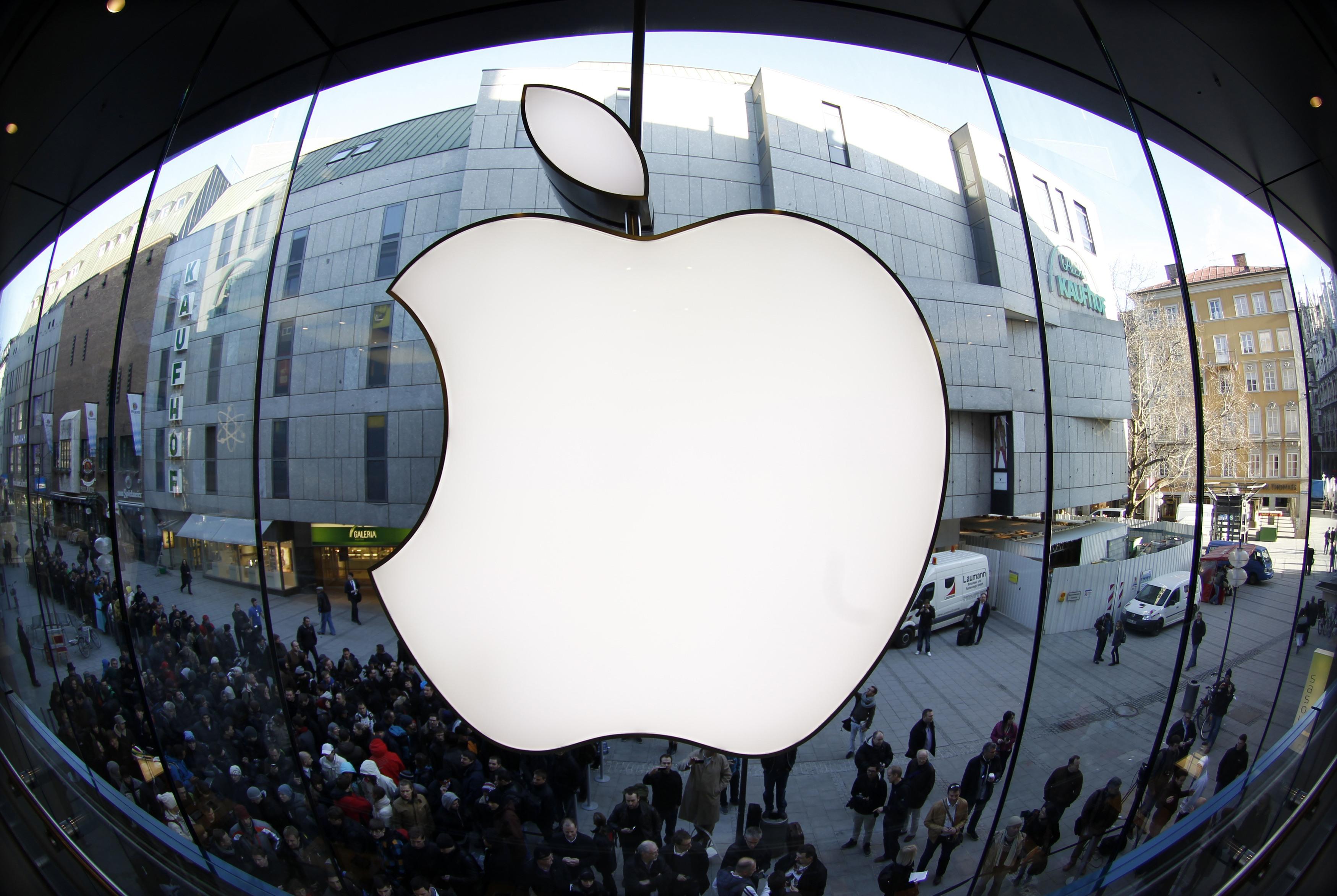 苹果公司解聘自动驾驶汽车集团200多名员工