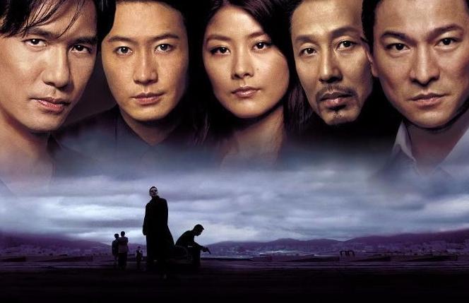 香港电影的道