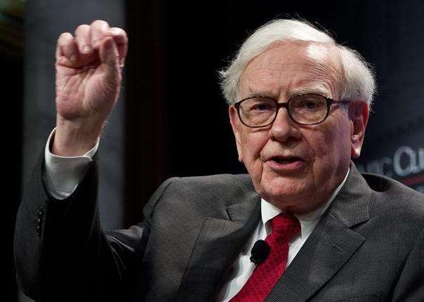 巴菲特:现在经济正在发生一种独特现象!