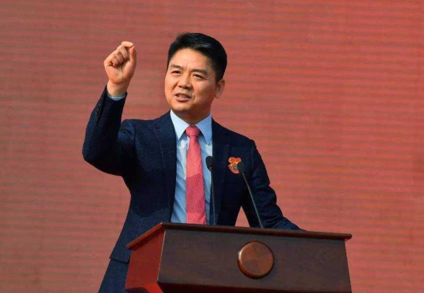 股票-刘强东京东股权变化曝光!