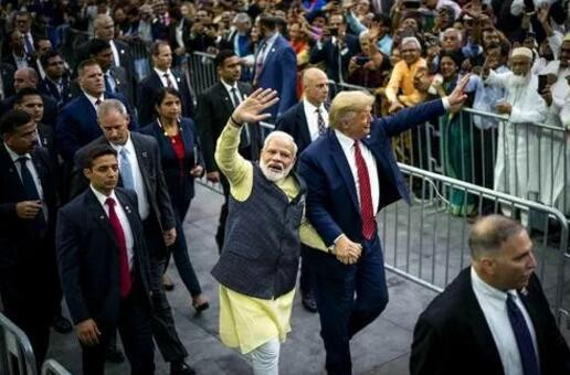 最新财经新闻-美国为何却不对印度发展围堵?
