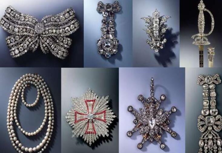 震惊!德国价值10亿美元珠宝被盗竟没保险!