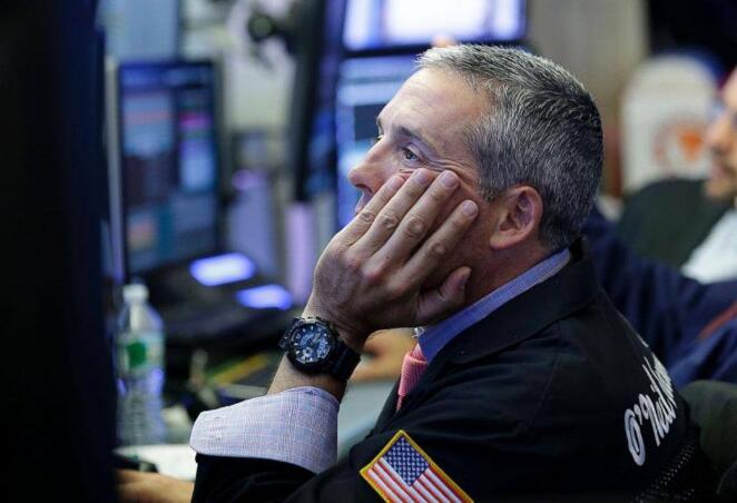 美股-股市下跌主因不是冠状病毒!