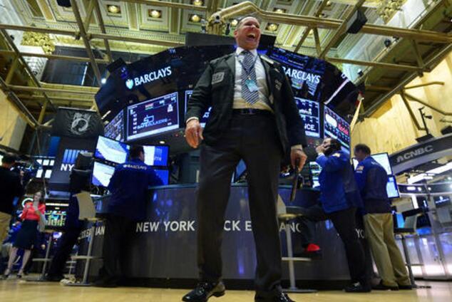 全球市场风云突变?美指大爆发!