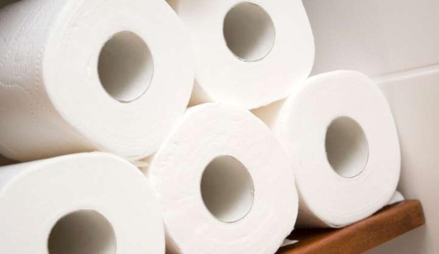 """疫情""""迷雾"""":为什么要抢厕纸卫生纸?"""