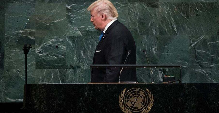 美疫情全面爆发 特朗普再抹黑中国!