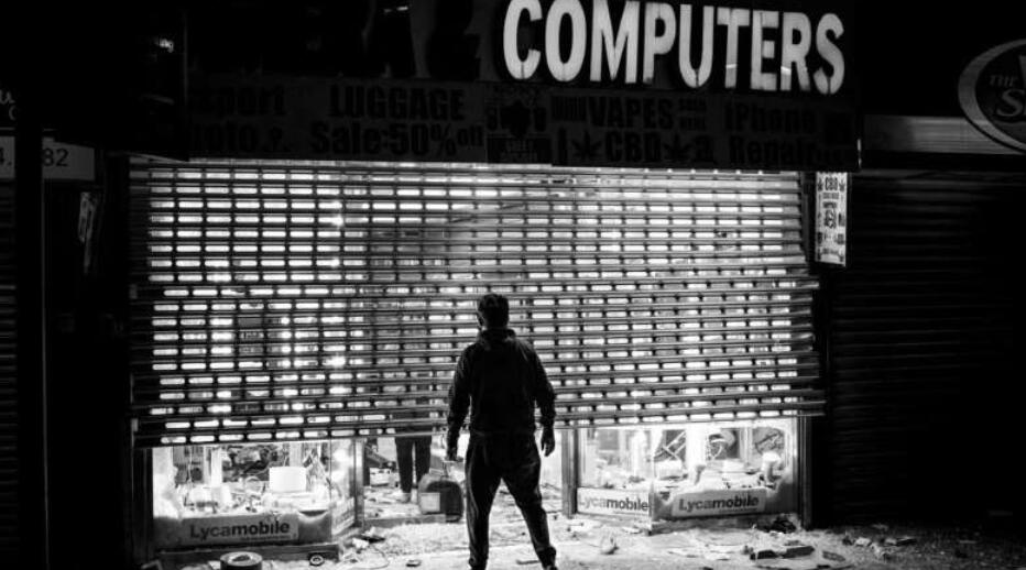 财经365视界-美国人为何会抢劫?