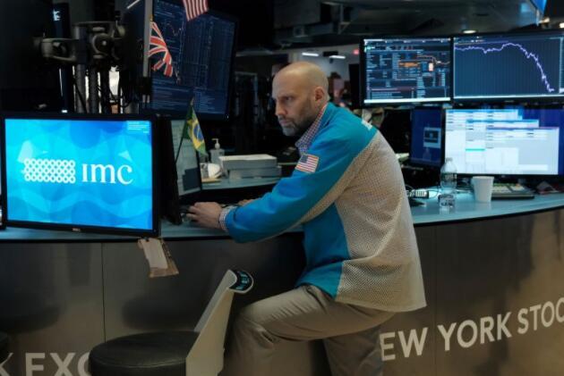 美股实时更新:抛售后股票期货高开