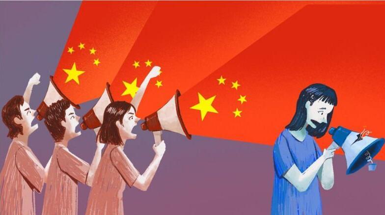 """""""北京的四大神秘组织""""之""""朝阳群众"""""""