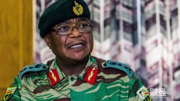 津巴布韦军方发动政变!总统已经失联