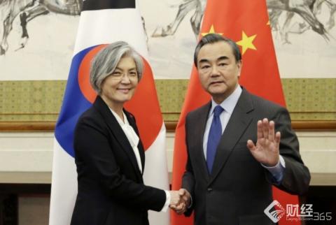 中韩外长会谈紧扣双边关系,萨德成为中韩关系永远的痛点