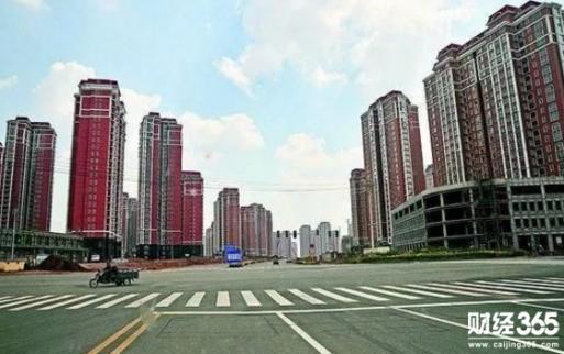 三四线城市房子都卖掉了,但空置率惊人!