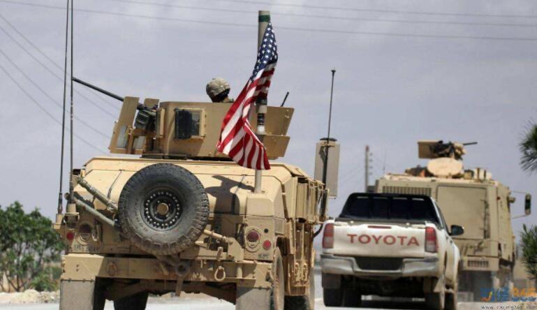 中东地区动荡